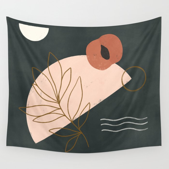 autumn feelings Wall Tapestry