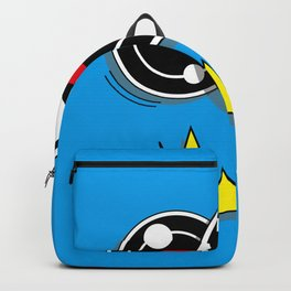 KEiTH (Original Characters Art By AKIRA) Backpack