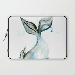 Whale tail Laptop Sleeve