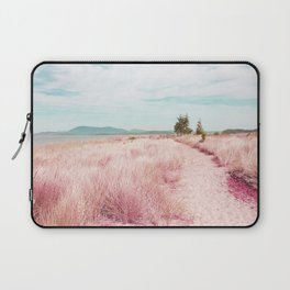 Coastal trail - blush Laptop Sleeve