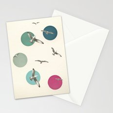 Circling Stationery Cards