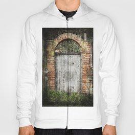 Old doorway Hoody