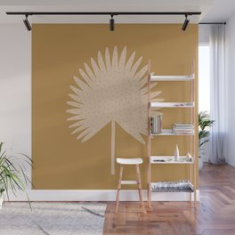 Palm Leaf Wall Mural