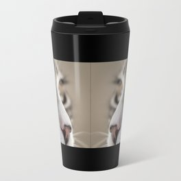 Macro Cat Travel Mug