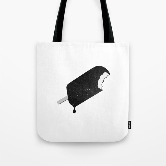 Space Melter (Redux) Tote Bag