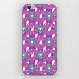 Two Rabbit iPhone Skin