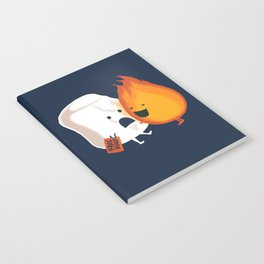 Friendly Fire Notebook