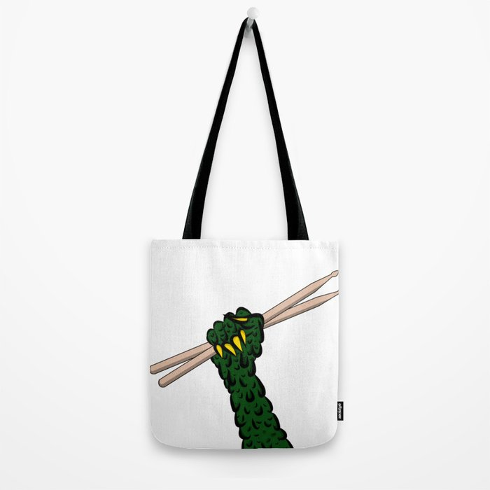 Drum till you Ooze Tote Bag
