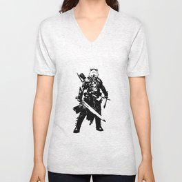 Fantasy Trooper Unisex V-Neck