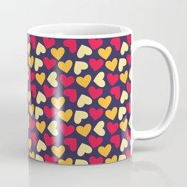 Hearts Repeated Pattern 062#001 Coffee Mug
