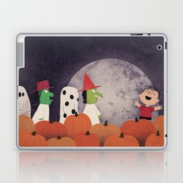 The Great Pumpkin Laptop & iPad Skin