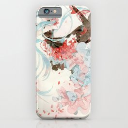 Hatsune Miku Vocaloid iPhone Case