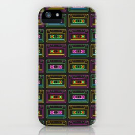 Neon Mix Volume 1 iPhone Case