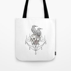 Of Life & Death Tote Bag
