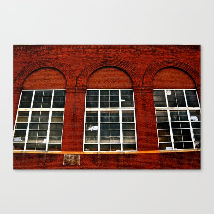 Threat of the Triplet Canvas Print