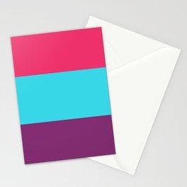 Simplicism - Minimalism - Retro Dance Stationery Cards