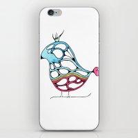 eagle iPhone & iPod Skins featuring Eagle by Gosia&Helena