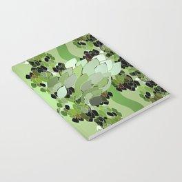 Rainforest Eye Notebook