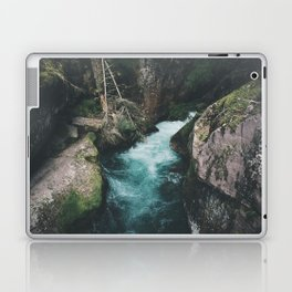 Avalanche Creek Laptop & iPad Skin
