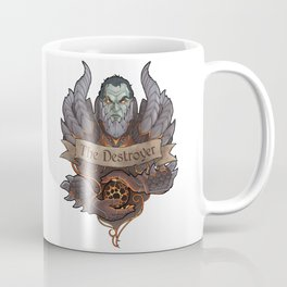 The Destroyer Coffee Mug