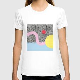 Memphis Series 01 T-shirt