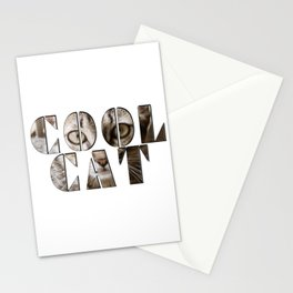 CoolCat! Stationery Cards