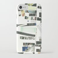 library iPhone & iPod Cases featuring library by Willy Ollero