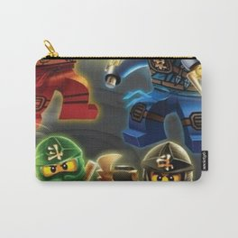 squad ninjago Carry-All Pouch