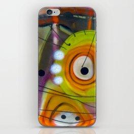 Le Funk iPhone Skin