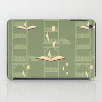 library iPad Cases featuring Library by S. Vaeth