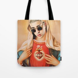 Bad Virgin Tote Bag