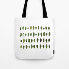 LEAVES COLLECTION Tote Bag