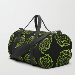Neon Duffle Bag