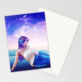 Pisces OC - 12 Zodiac Ladies Stationery Cards