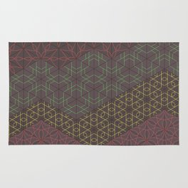 Equilateral Rug