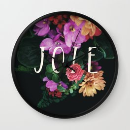 Joie Wall Clock