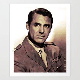 Cary Grant, Actor Art Print