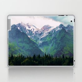 Escaping from woodland heights III Laptop & iPad Skin