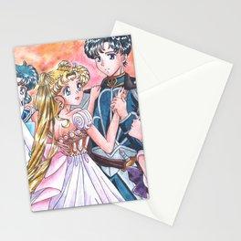 Sailor Senshi Together Stationery Cards