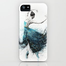 Gold River Dance iPhone Case