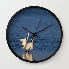 When You Think No One is Watching Wall Clock