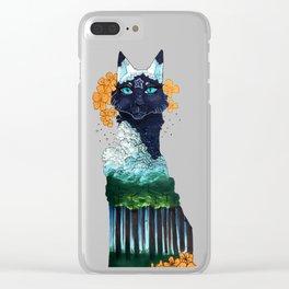 Bluestar Clear iPhone Case