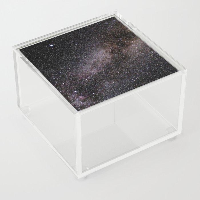 The Milky Way Acrylic Box