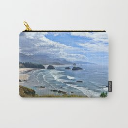 The Quintessential Oregon Coast Carry-All Pouch