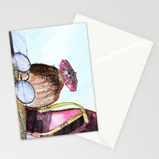 Coconut beach Stationery Cards