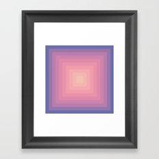 Colour Field v.3 Framed Art Print