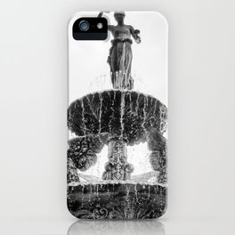 Goddess of Serenity iPhone Case