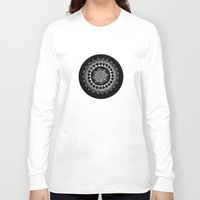 introvert Long Sleeve T-shirts featuring The Introvert by JWRIGGS