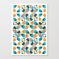 2015 Pattern Collection: Spring Canvas Print