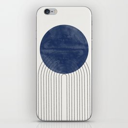 Blue Sun iPhone Skin